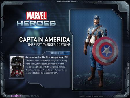 Costume captainamerica firstavenger