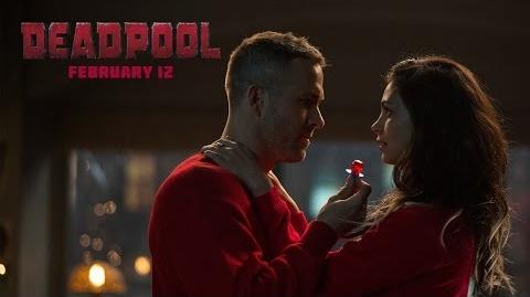 Deadpool Poppin' the Question 20th Century FOX