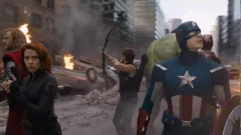 Marvel's The Avengers Blu-ray Clip 2