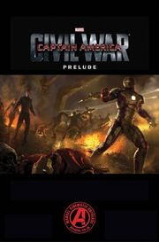 Captain America Civil War Prelude