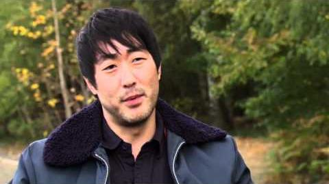 CAPTAIN AMERICA Interview Kenneth Choi