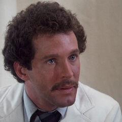 Dr. Stephen Strange, psychiatrist.