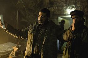 Iron Man- Sayed Badreya as Abu Baker
