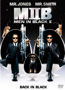 MIB2 Poster
