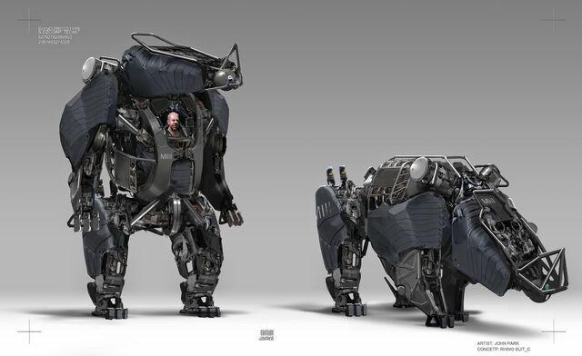 File:Amazing Spider-Man 2 Rhino Concept Design JP 02.jpg