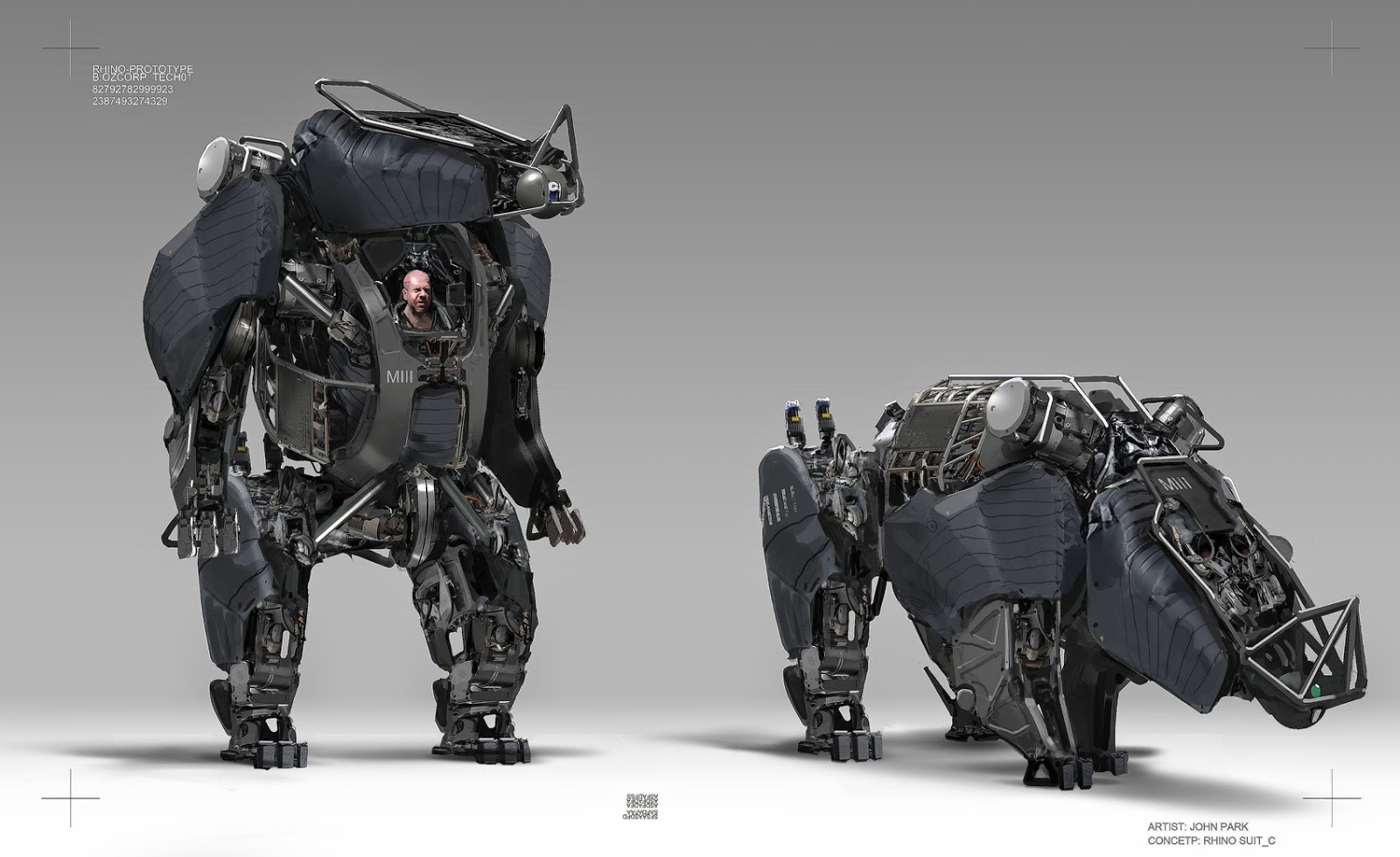 Spiderman movie rhino - photo#19