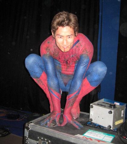 File:Amazing Spider-Man pic- Ilram Choi.jpg
