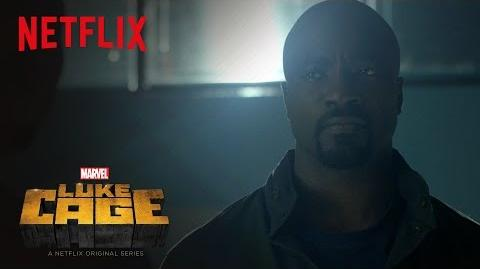 Marvel's Luke Cage Street Level Hero - Luke HD Netflix