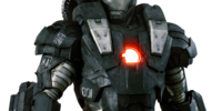 War Machine armor (Mark I)