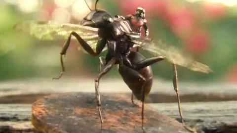 ANT-MAN TV Spot 39 (2015) Paul Rudd Marvel Superhero Movie HD