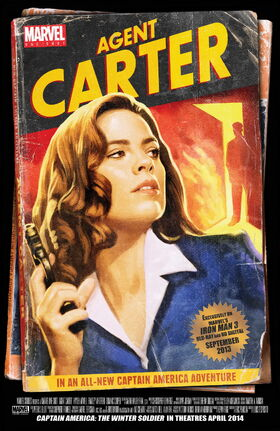 Marvel One-Shot - Agent Carter