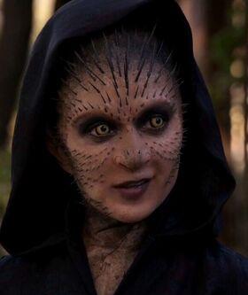 Raina transformed Agents of SHIELD