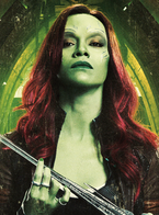 Gamora GOTG Vol 2