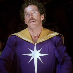 Dr. Strange as the Sorcerer Supreme.