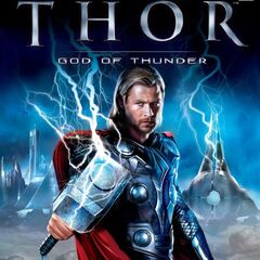 THOR : The God Of Thunder.