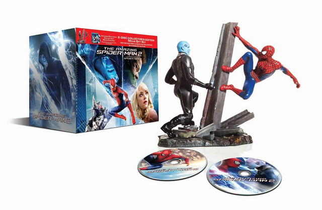 File:The Amazing Spider-man 2 Collector's edition.png