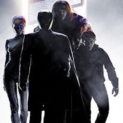 A team that served as a precursor to The Brotherhood as they appeared in <i>X-Men</i>.