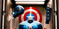 Captain America uniform