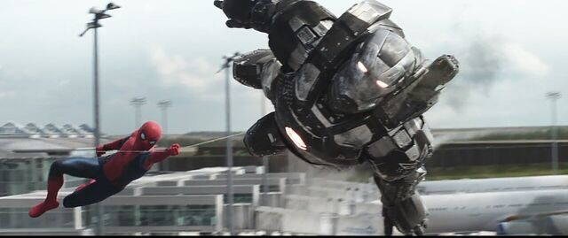 File:Spider-Man War Machine Captain America Civil War.jpg