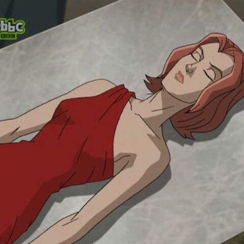 Jean as Phoenix was extracted from her.