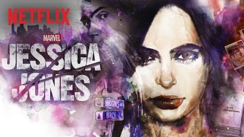 Marvel's Jessica Jones - Poster - Netflix HD