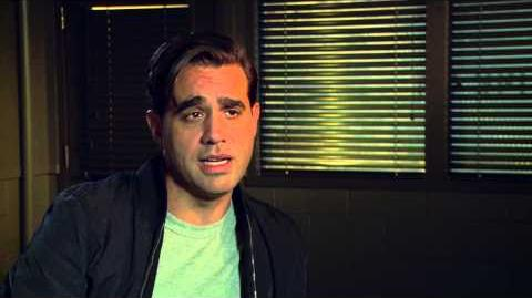 """Ant-Man """"Paxton"""" Official Movie Interview - Bobby Cannavale"""