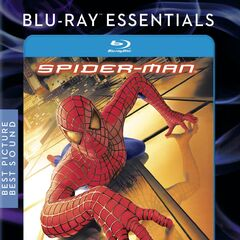 Spider-Man Blu-Ray Essentials Edition.