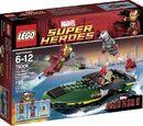 LEGO: Iron Man 3