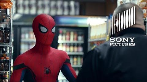 "SPIDER-MAN HOMECOMING – NBA Finals Spot 3 - ""The Bodega"""