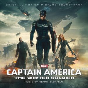 Captain America The Winter Soldier-Soundtrack