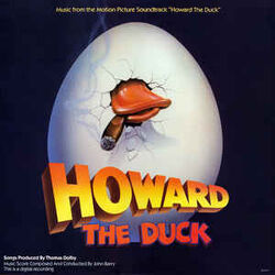 Howard the Duck-soundtrack