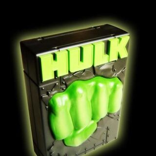 Hulk<br />Limited Edition UK DVD