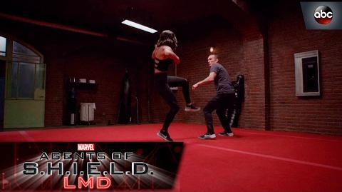 Kick-@$$ Move of the Week Coulson and Daisy in the Framework - Marvel's Agents of S.H.I.E.L.D.