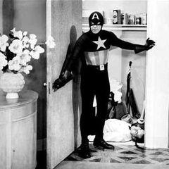 Captain America: Spy Smasher
