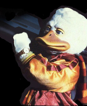 Howard T Duck