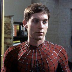 Peter unmasked.