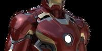 Iron Man armor (Mark XLV)
