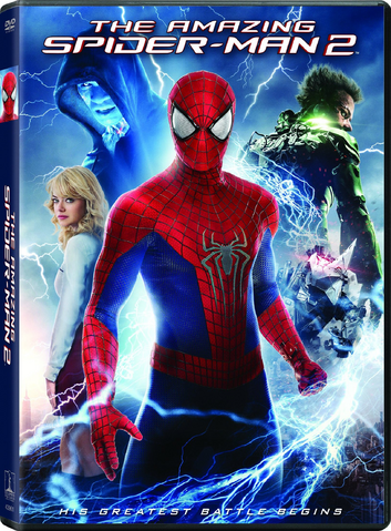File:The Amazing Spider-man 2 DVD.png