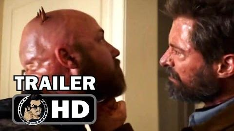 LOGAN Official International Red Band Trailer 1 (2017) Hugh Jackman Wolverine Marvel Movie HD