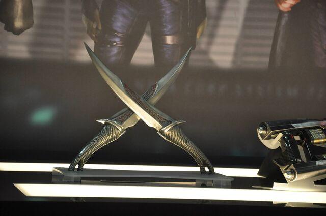 File:SDCC13 Drax's Daggers.jpg