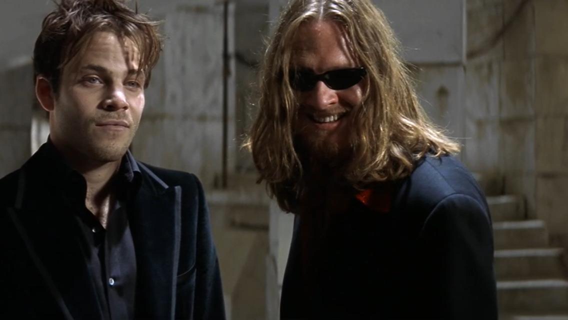 Donal Logue Blade Quinn (Norrington seri...