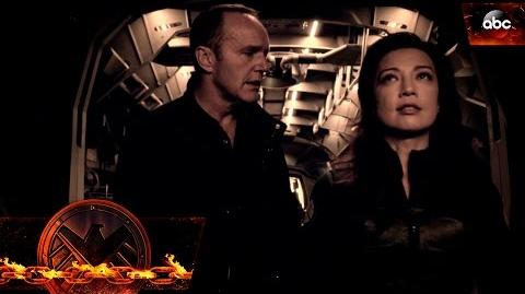 Coulson Tries to Contact May from Another Dimension - Marvel's Agents of S.H.I.E.L.D.