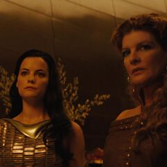 Frigga with <a href=