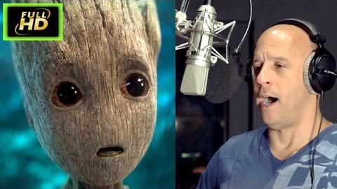 Groot Voice Guardians Of The Galaxy 2 Voice Actors Quotes