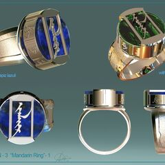 Mandarin's Ring 1