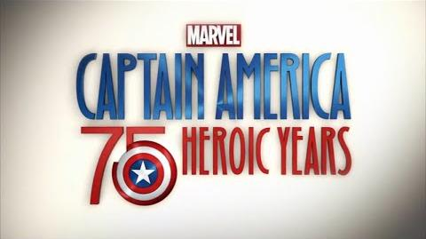 Marvel's Captain America 75 Heroic Years - Legendado PT-BR