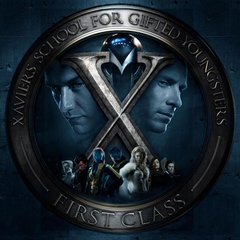 <i>X-Men: First Class</i> poster based around the Logo