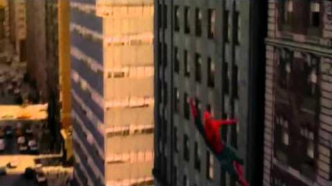 ALL Spider Man Trilogy Swinging Scenes HD