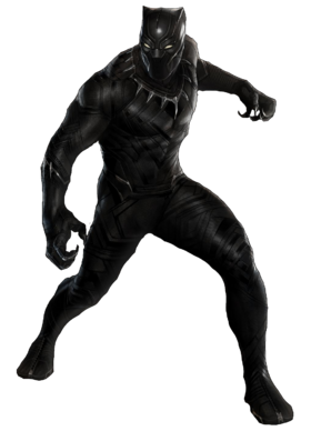 Black Panther - png