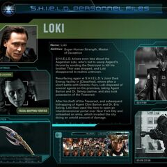 The Avengers Initiative: Loki bio